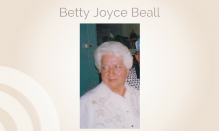 Betty Joyce Beall of Detroit, Texas