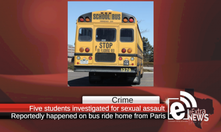 Five students accused of sexually assaulting a classmate