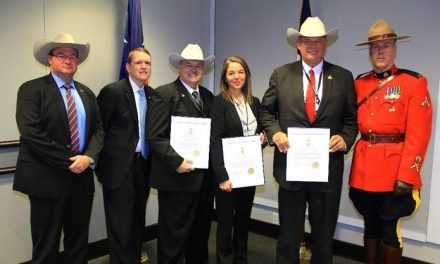 AG Paxton's Law Enforcement Division receives award from Royal Canadian Mounted Police for efforts to combat sex trafficking