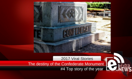 2017 Top story #4: The destiny of the Confederate Monument