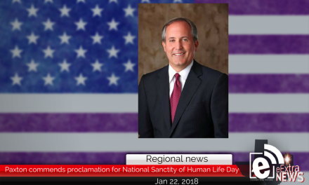 Trump declares National Sanctity of Human Life Day, Paxton commends proclamation