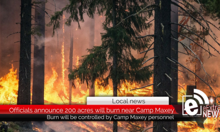 Officials to burn 200 acres near Camp Maxey today