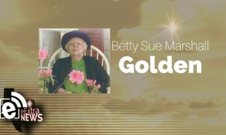Betty Sue Marshall Golden of Paris, Texas