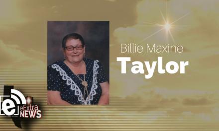 Billie Maxine Kelley Taylor of Paris