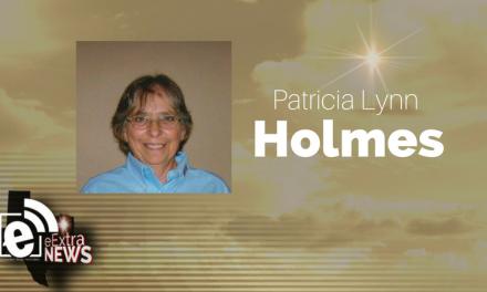 Patricia Lynn Holmes of Paris