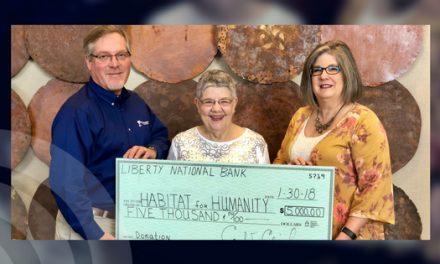 Local banks continues support of Lamar County Habitat for Humanity