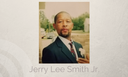 Jerry Lee Smith Jr. of Clarksville, Texas