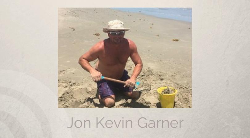 Jon Kevin Garner of Paris