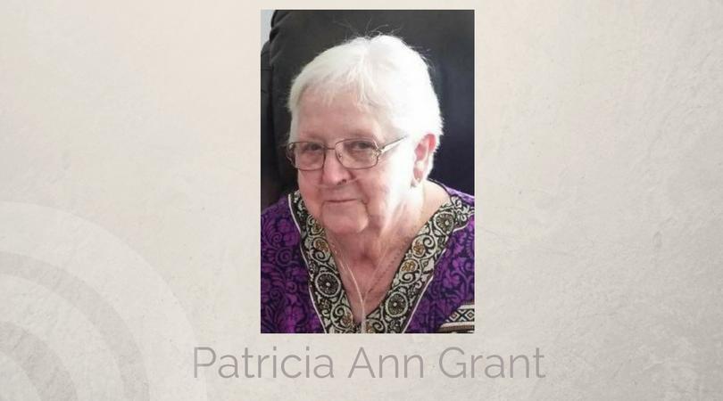 "Patricia ""Pat"" Ann Grant of Cooper, Texas"