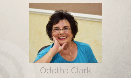 Odetha Clark of Bogata, Texas