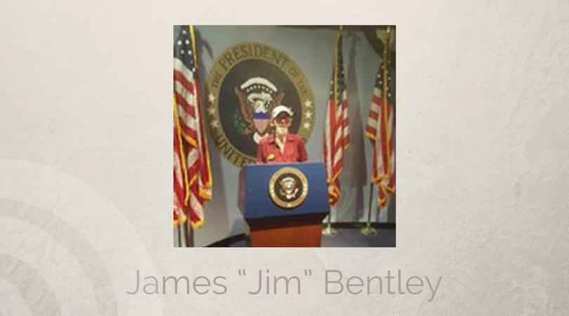 """James """"Jim"""" Bentley of Paris"""
