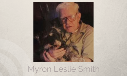 Myron Leslie Smith of Paris