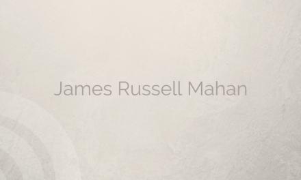 James Russell Mahan of Reno, Texas