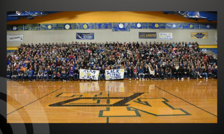 North Lamar sends messages of support to classmate
