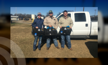 Prairiland FFA members bring home awards from welding competition