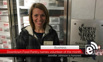 Downtown Food Pantry names January Volunteer of the Month