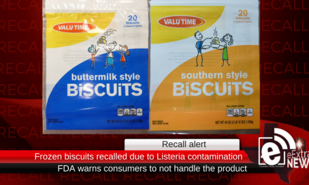 Frozen biscuits recalled due to Listeria contamination