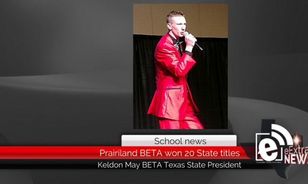 Prairiland High School won 20 State titles from the 2018 BETA State Convention
