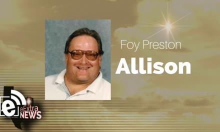 Foy Preston Allison of Paris, Texas