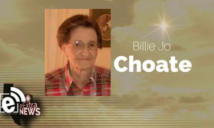 Billie Jo Choate of Cooper, Texas