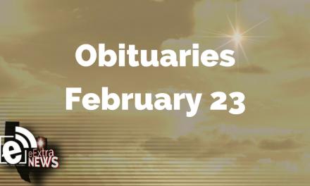 Obituaries February 23
