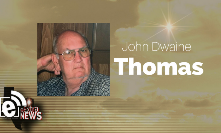 John Dwaine Thomas of Blossom, Texas