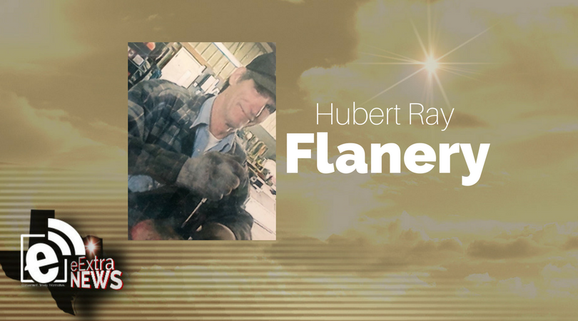 Hubert Ray Flanery of Klondike, Texas