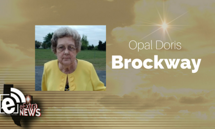 Opal Doris Brockway of Sumner, Texas