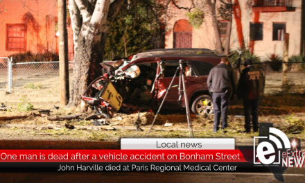 One man is dead after his vehicle wrecked Wednesday night