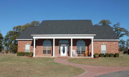 Custom built home on 31 acres