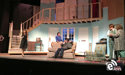 "Paris Junior College Drama Department presents ""Noises Off!"""