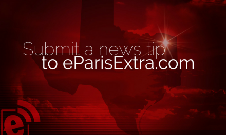 Submit a tip to eParisExtra