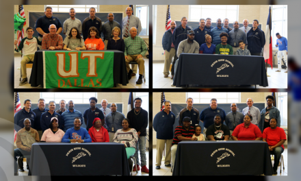 Paris High School national signing day