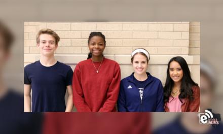 Four Paris High School juniors chosen to attend RYLA camp