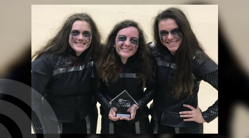 PHS indoor drumline takes first place
