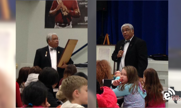 Roxton ISD welcomes guest speaker for Black History Month