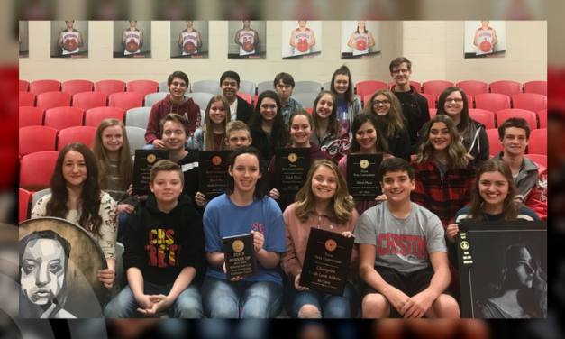 Chisum Beta had 25 members qualify to compete at the National Beta Convention