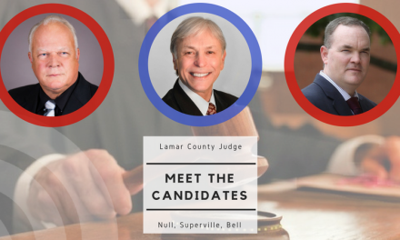 Meet the candidates for Lamar County Judge