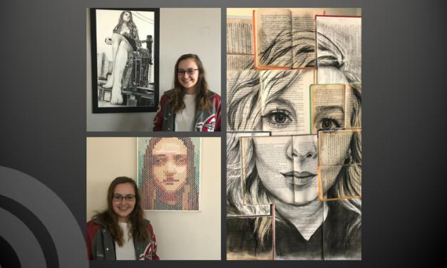 Chisum ISD student wins 2018 Scholastic Art Award