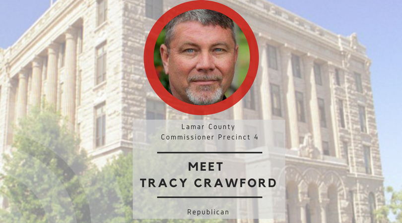 Meet Tracy Crawford, candidate for Lamar County ...