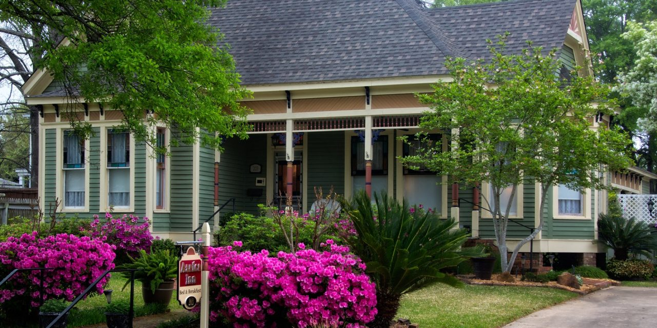 Azalea Inn Bed and Breakfast – historic and successful