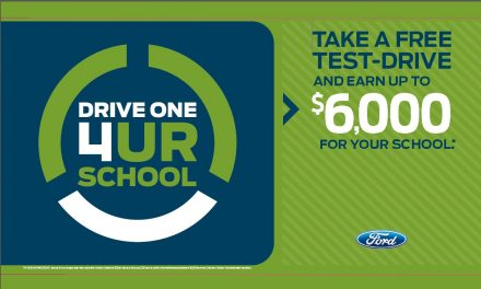 Paris Ford/Lincoln to donate $20 per test drive to Paris Independent School District