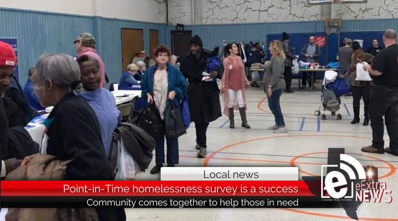 Community pulls together to help those in need