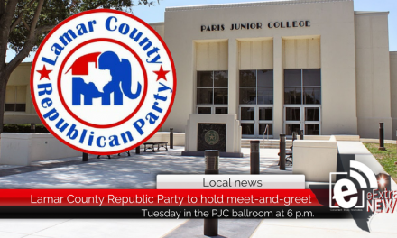 Lamar County Republican party to hold meet-and-greet Tuesday