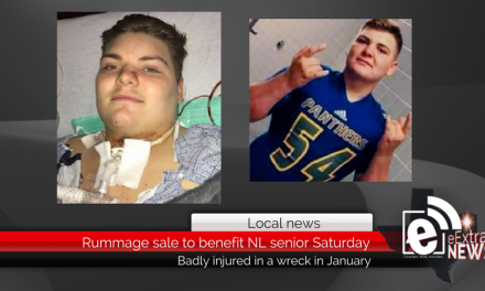 Rummage sale to benefit North Lamar football player still in hospital