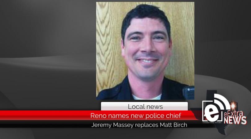 Jeremy Massey named new Reno Police Chief
