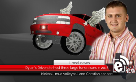 Dylan's Drivers to host three large fundraisers in 2018