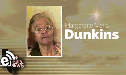 Margarette Maria Dunkins of Paris, Texas