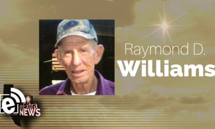 Raymond D. Williams of Blossom, Texas