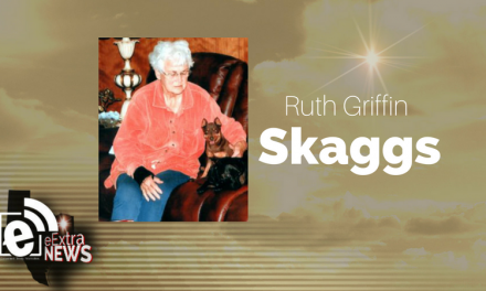 Ruth Griffin Skaggs of Deport, Texas